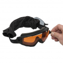 Tactical Brille - SWISS EYE - G-TAC- schwarz