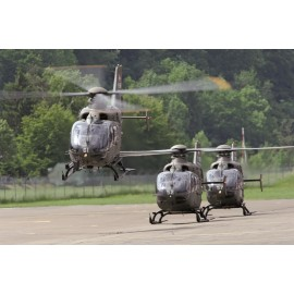 Postkarte: Eurocopter EC-635