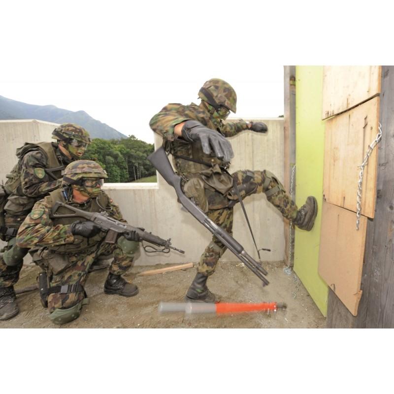 Grenadier Einsatz mit Mzgw 91 und Stgw 90