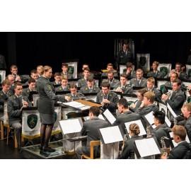 Spiel der Schweizer Militärmusik