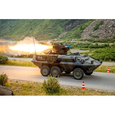 Radschützenpanzer 8x8 GL Piranha IIIC
