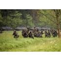 Infanteristen im Gefecht