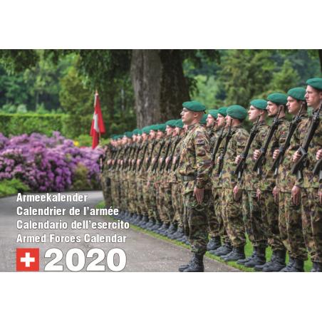 Armeekalender 2020