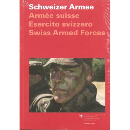 Taschenbuch - Schweizer Armee 2009/10 - d