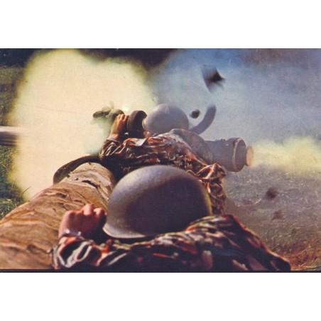 Postkarte: Dragon PAL BB 77, Abschuss 1