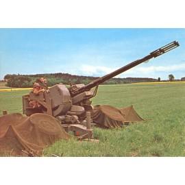 Postkarte: 35 mm Falb Kanone 63