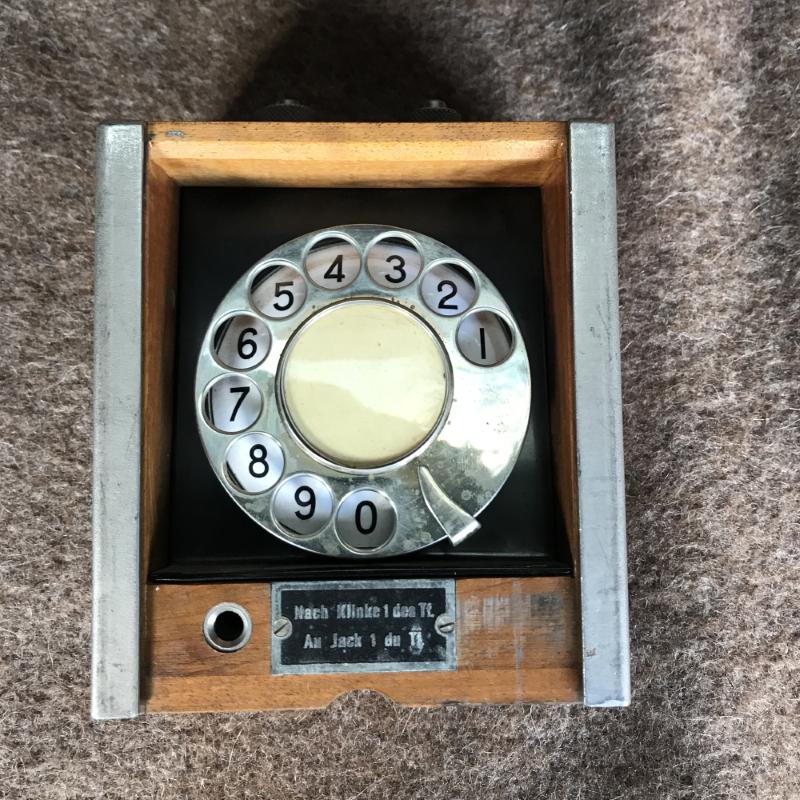 Militär Telefon Wählerzusatz 63