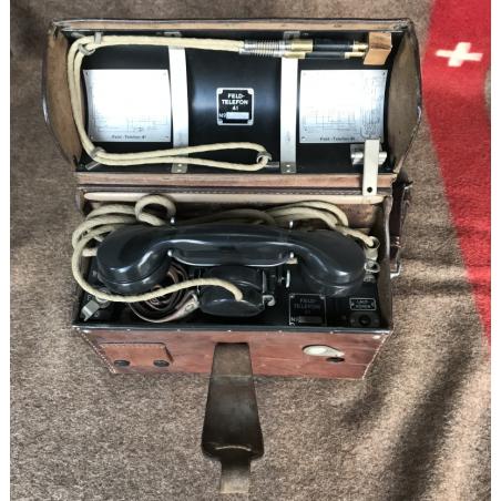 Militär Feldtelefon 41