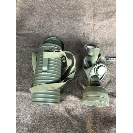 Gasmaske, Schutzmaske, Mod. Civil CH