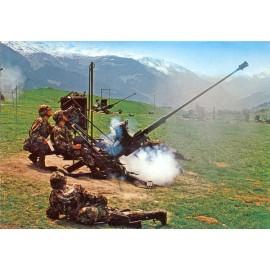 Postkarte: 20 mm Flab Kanone 54