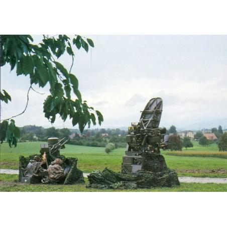 Postkarte: Flab-Lenkwaffensystem Rapier