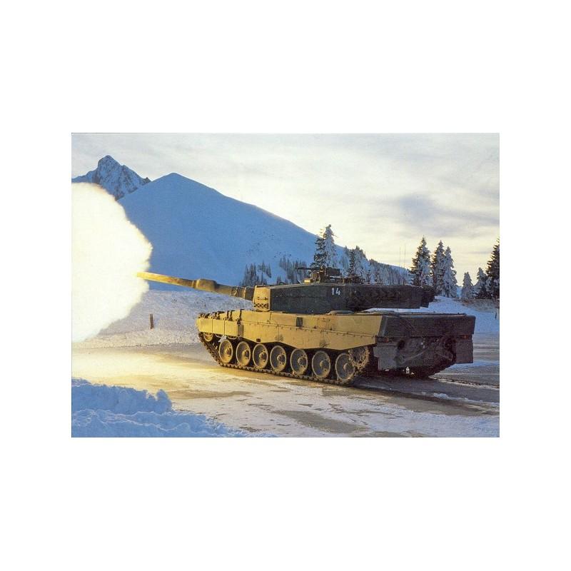 Postkarte: Panzer 87 Leopard (Pz 87 Leo) 1