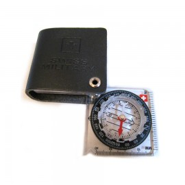 Swiss Military - Kompass mit Lupe