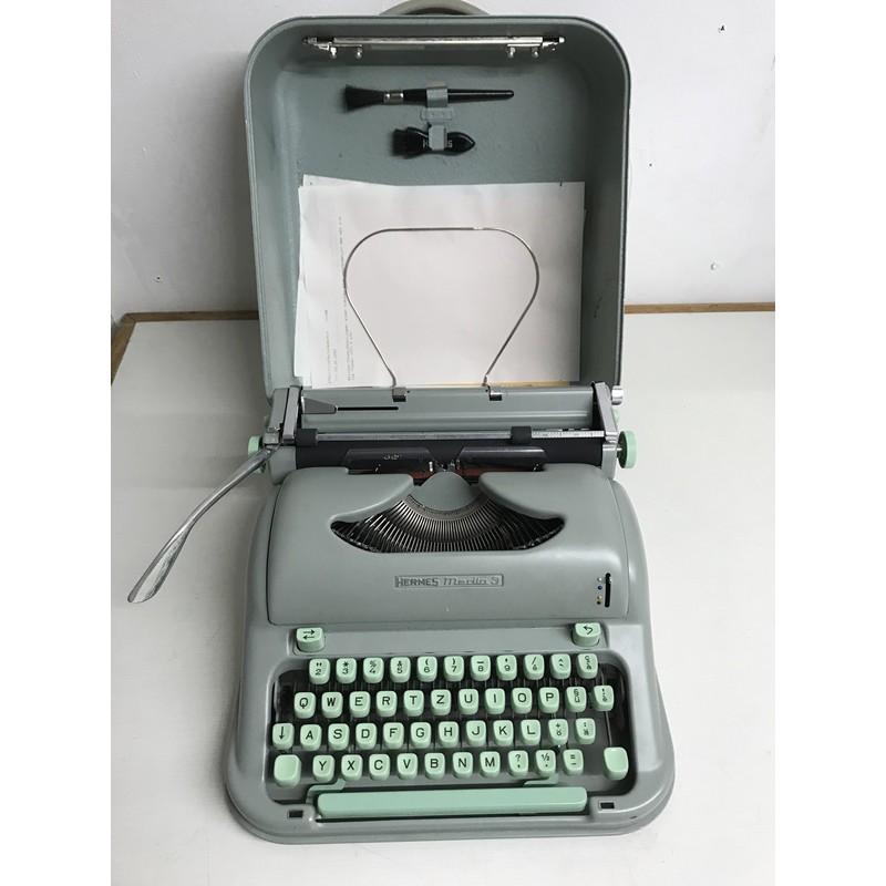 Schreibmaschine Hermes Media 3