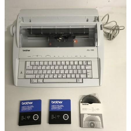 Elektrische Schreibmaschine Brother AX-10