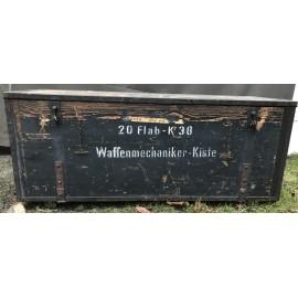 Waffenmechaniker Kiste, Modell Flab