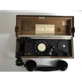 Feldtelefonstation Mod. Gfeller, Jg 50