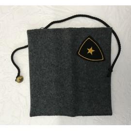 Tabacktäschli aus alter Militärkleidung
