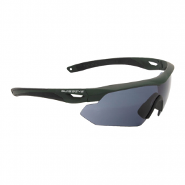 Schutzbrille - SWISS EYE - NIGHTHAWK - oliv
