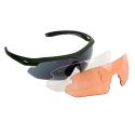 Schutzbrille - SWISS EYE - NIGHTHAWK - oliv