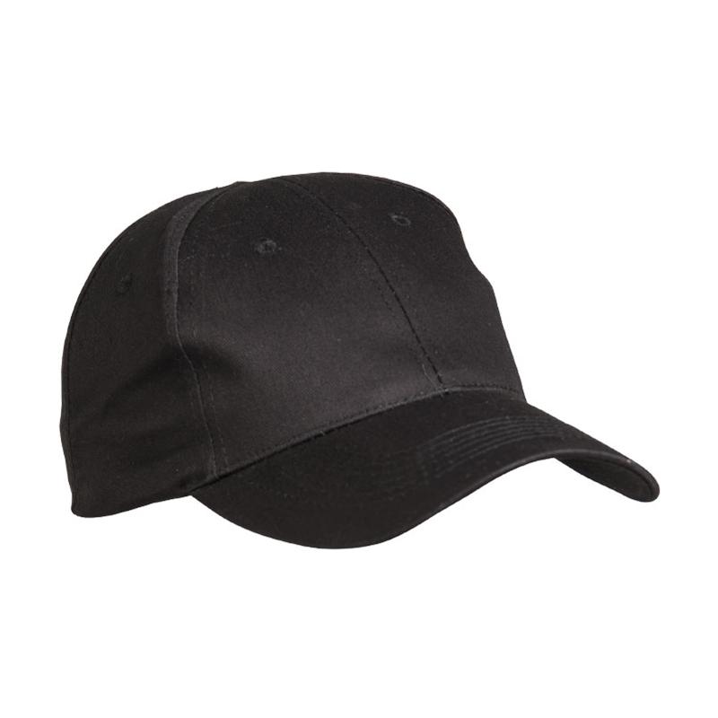 Baseball Cap - schwarz