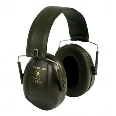 Kapselgehörschützer - 3M PELTOR - Bull's Eye - oliv