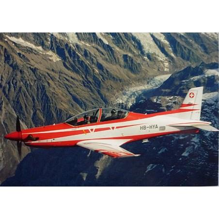 Postkarte: PC-21 Trainer