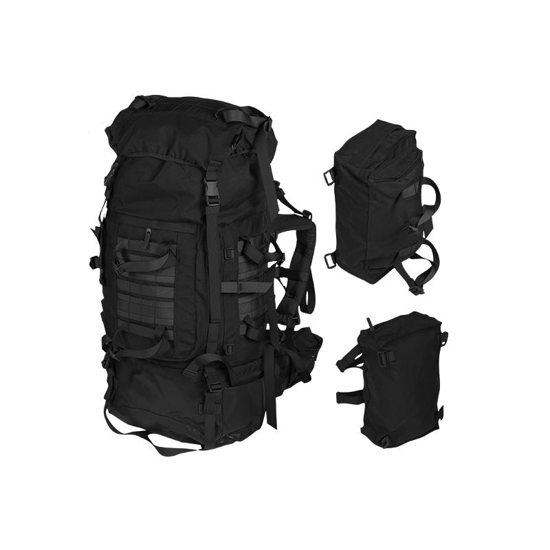 Rucksack - Teesar 100L - schwarz