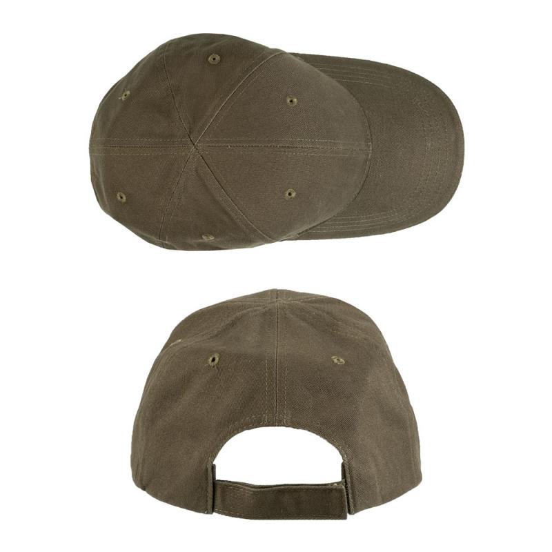 Baseball Cap - oliv