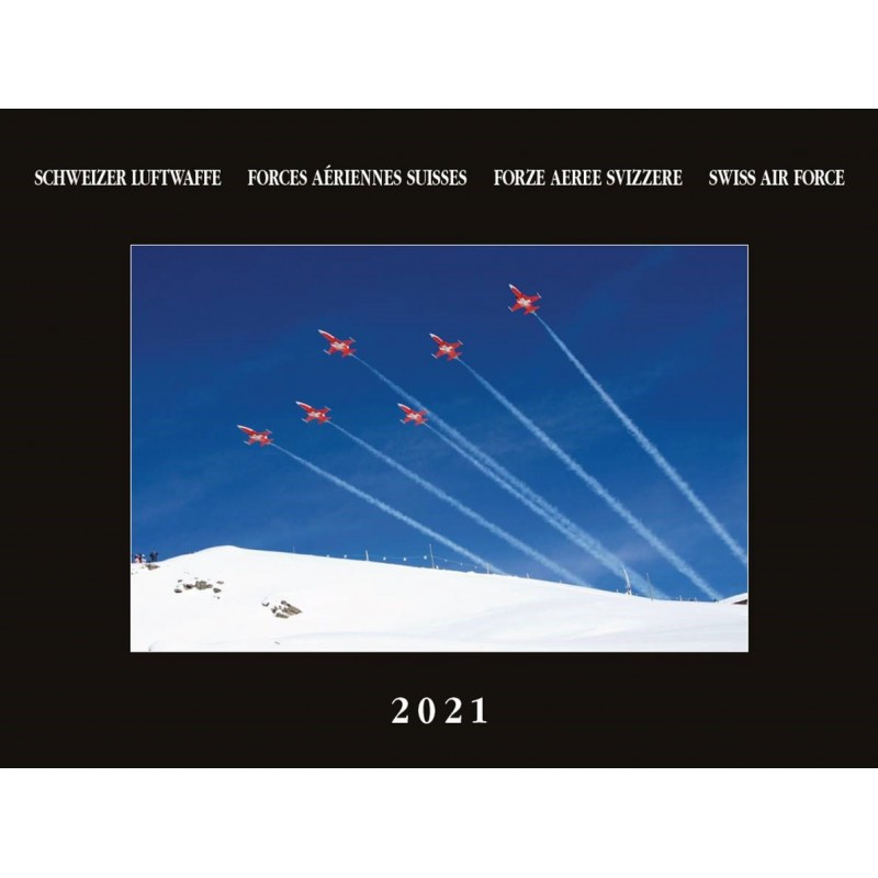 Luftwaffenkalender 2021