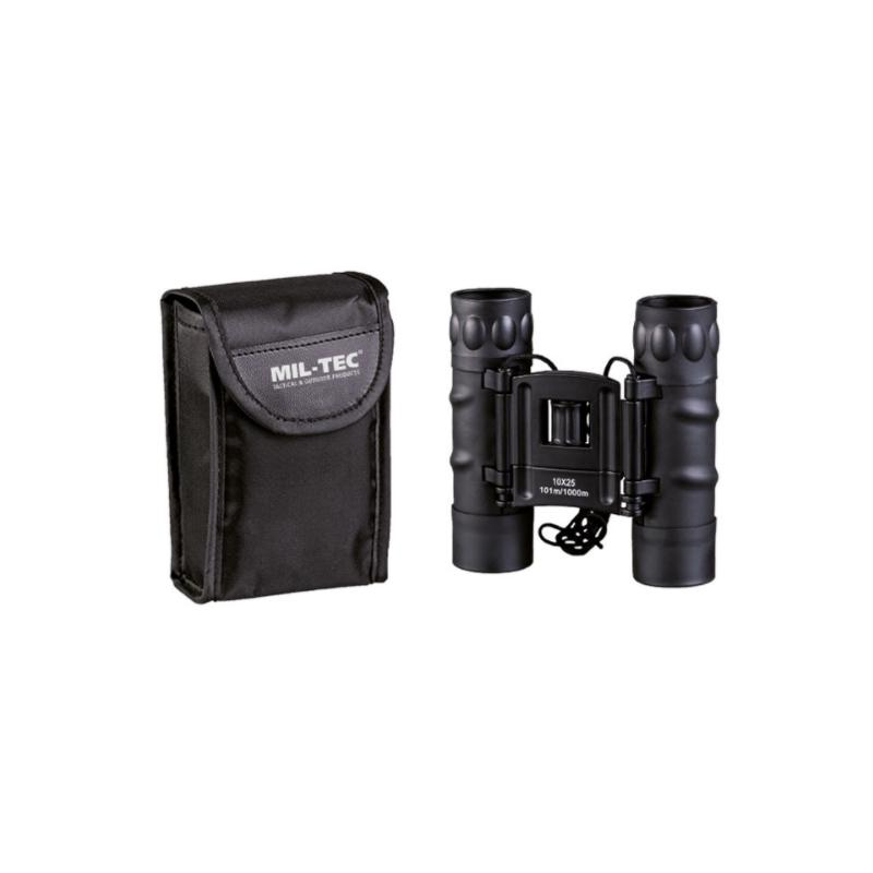 Feldstecher - MIL-TEC - 10x25 - GEN.II - schwarz