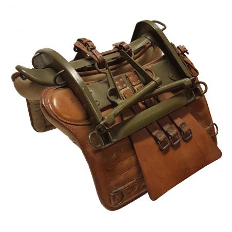 Hilfsbastsattel Modell 31