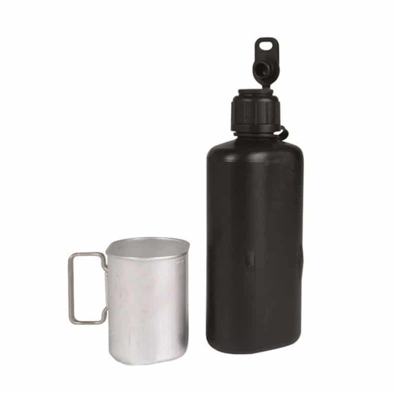 Schweizer Armee Feldflasche M84