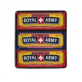 Royal Army Schokolade in Geschenkdose 6 x 50 g