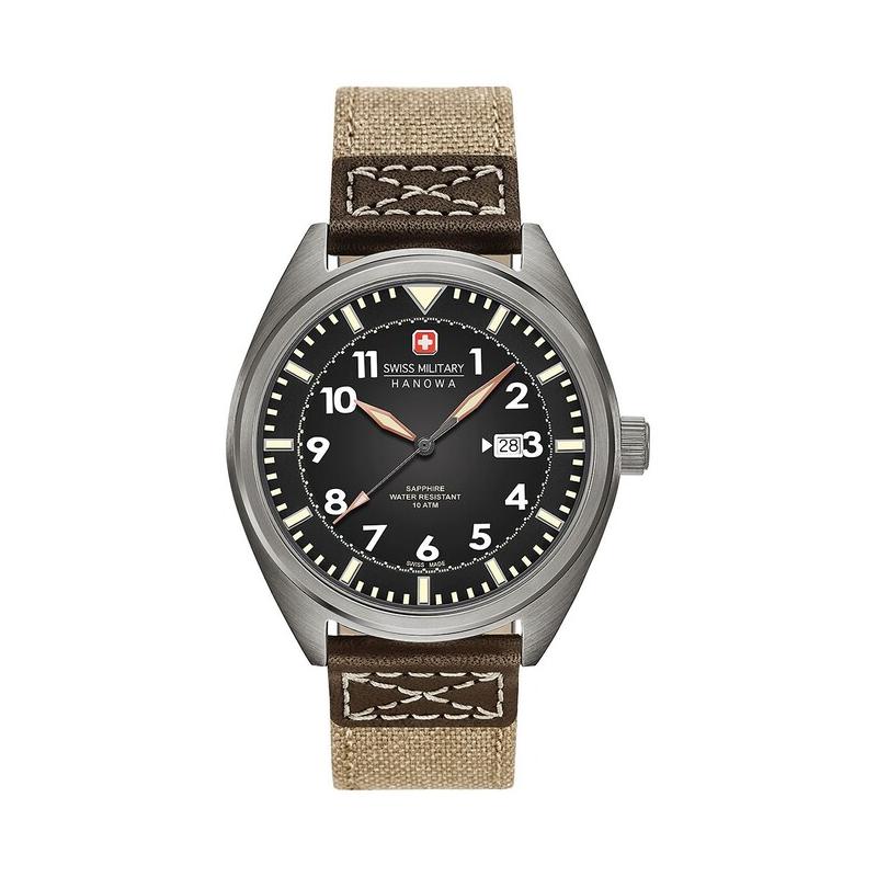 Swiss Military Hanowa - Airborne - braun