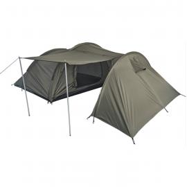 Zelt für 4 Personen mit Stauraum