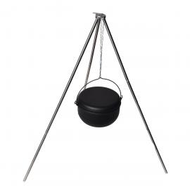 Feuer-Dreibein «Cooky» mit Tragsack