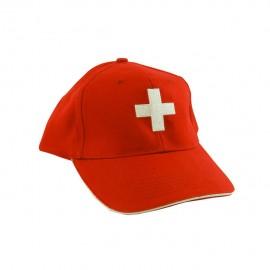 Baseball Cap - Switzerland
