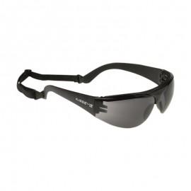 Sportschutzbrille - SWISS EYE - OUTBREAK PROTECTOR - smoke