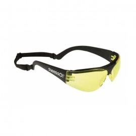 Sportschutzbrille - SWISS EYE - PROTECTOR - gelb