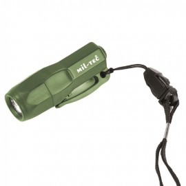 Mini Rescue-Lampe - oliv