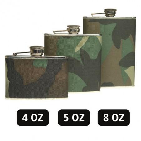 Taschenflasche - tarn - 1.1 dl / 4 oz