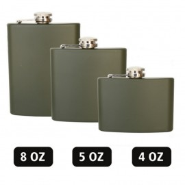Taschenflasche - 1.1 dl / 4 oz