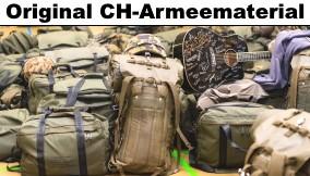Original Schweizer Armeematerial!